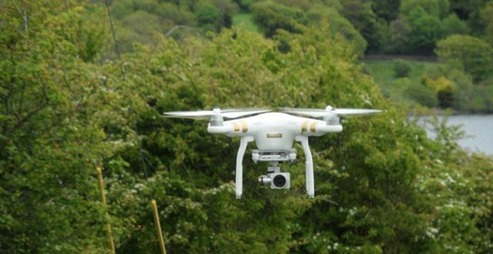 Aerial UAV Surveys | Title